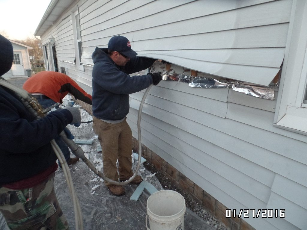Retrofoam Of East Tennessee Spray Foam Insulation Vs